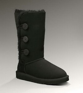Kids UGG Bailey 1962 Black
