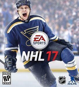 NHL 17 Digital Copy