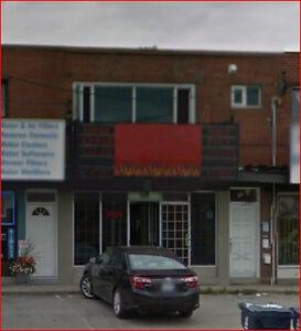 TMI included - commercial / retail / office / storefront for lea