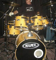 Mapex M Birch Shell Pack w / some cases..