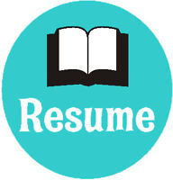 Resume + Cover Letter Writing - Best Marketing Tools :)