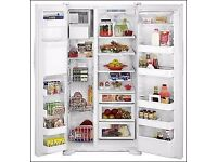 Maytag American style fridge freezer