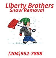 LibertyBrothers Snow Removal