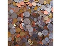 Buying World Coin Collections, Bulk Lots, unwanted, leftover and such