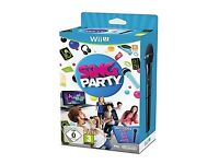 Sing Party with Microphone for Wii U - Brand New