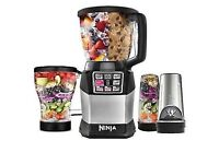 BRAND NEW 1200 WATT NUTRI NINJA AUTO-IQ ONLY £75!!!