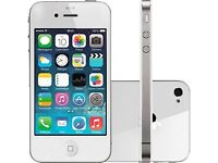 iphone 4S 16GB unlocked white