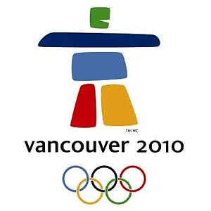 COLLECTABLE OLYMPIC PIN - VANCOUVER 2010 BRAND NEW !