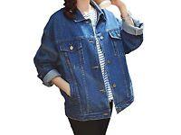 Denim co jacket size 12