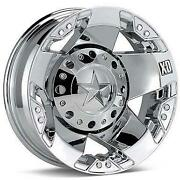 17 inch Dually Wheels