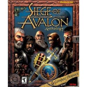 Siege Of Avalon Anthology PC CD ROM
