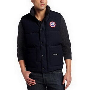 Canada Goose Men Freestyle Vest Navy