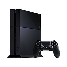 PlayStation 4 500 GB USED GREAT CONDITION