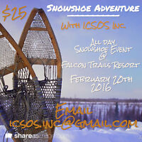 Snowshoeing Adventure (Guided)