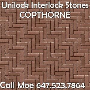 Copthorne Unilock Brick Pavers Old Oak Brick Pavers Woodbridge