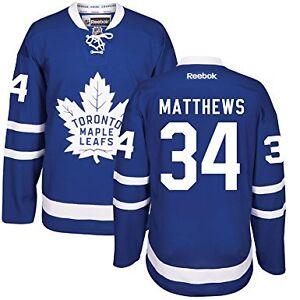 Auston Matthews Toronto Maple Leafs Home Jersey at JJ Sports!