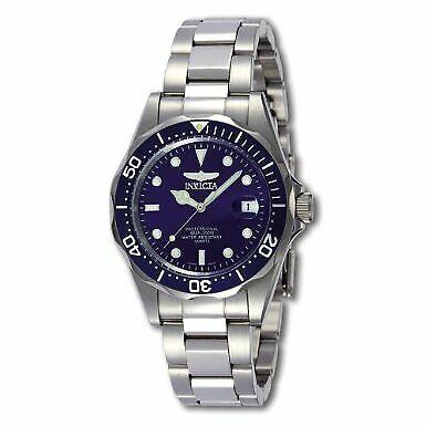 Invicta Men's Stainless Steel Pro Diver 9204 Wrist Watch