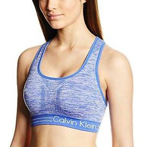d08974a918201 Calvin Klein Womens Performance Reversible Sports Bra M