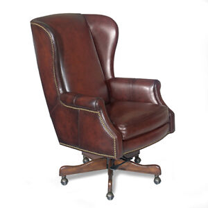 Hooker Leather Executive Office Chair