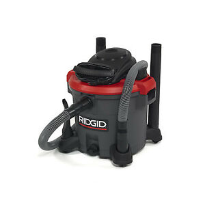 5 HP Portable Wet Dry Vacuum with Storage