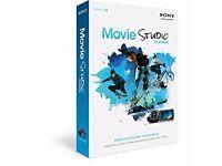 Sony Movie Studio HD Platinum 12