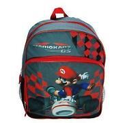 Mario School Bag