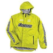 Icon Jacket Yellow