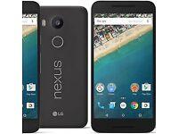 LG nexus 5x unlock