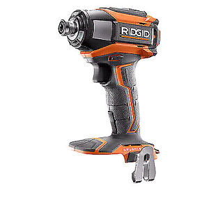 Neuf RIDGID tournevis à percussion/brushless impact driver