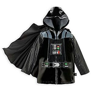 Disney Darth Vadar rain jacket with boots on Amazon for $249.00