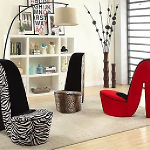 BRAND NEW SHOE CHAIR ONLY $139