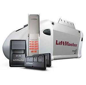 Garage Door Opener LiftMaster 1/2 HP Chain with wifi feature