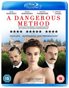 A Dangerous Method ( BRAND NEW BLU RAY )