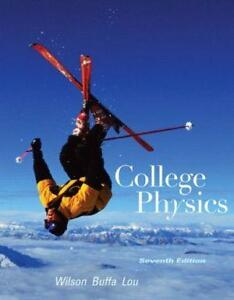 College physics books ebay college physics wilson fandeluxe Image collections