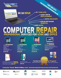 Affordable Computer Repair / PC / Laptops / Call Today !!