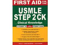 First Aid for the USMLE Step 2 Clinical Knowledge, 6th Edition - Brand New, Half Price!