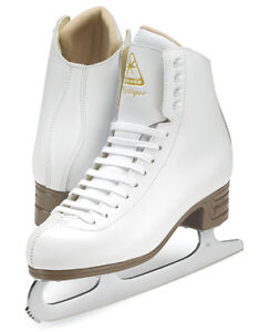 Jackson Mystique Girls Figure Skates Size 2-1/2 C