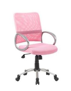 Pink Computer Chair  sc 1 st  eBay & Computer Chairs - Ergonomic and Desk Chairs | eBay