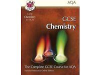 AQA GCSE Chemistry complete course