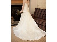 Size 8-10 Maggie Sottero wedding dress