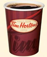 Food Counter Attendant – Tim Hortons (Lunch Hour Coverage)
