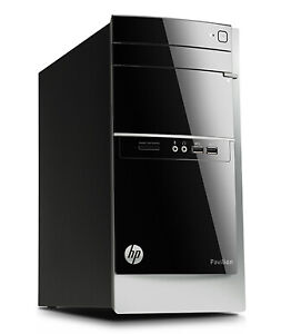 HP PC - Intel i5-4570 CPU @ 3.20GHz with  6 GB DDR3  Memory