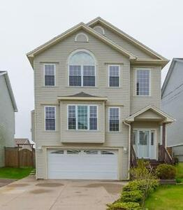 Spacious 2 stoey home with double garage