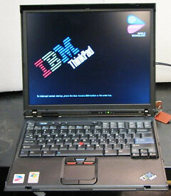 IBM ThinkPad Laptop --