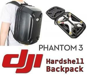 NEW DJI PHANTOM 3 HARDSHELL PACK DJI -  Phantom 3 Hardshell Backpack (DJI logo)  - DRONE 101797437