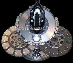 00-5-05-South-Bend-Dual-Disc-Clutch-Dodge-Diesel-750HP-6-Speed-Trans-W-Flywheel