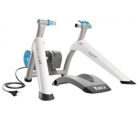 Zwift compatible Tacx Flow Smart indoor trainer | in Wraysbury, Surrey |  Gumtree