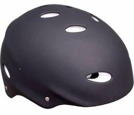 Zinc Bike Or Scooting Helmet
