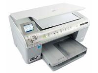 HP PHOTOSMART C6380 ALL-IN-ONE printer, scanner, copier