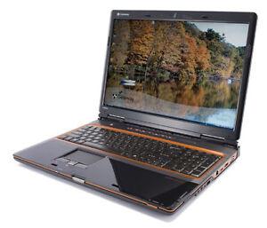 Gateway FX gaming laptop, Radeon HD 2600, HDMI